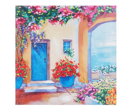 Картина Floral Paradise 20x20 см