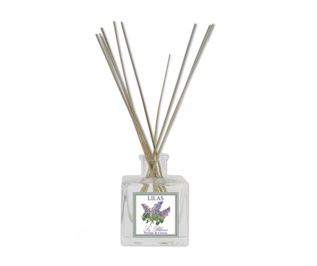 Difuzor cu uleiuri esentiale si betisoare Lilac 100 ml