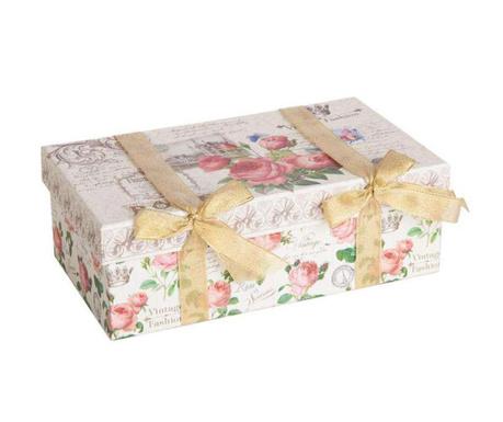 Škatla s pokrovom Olivia