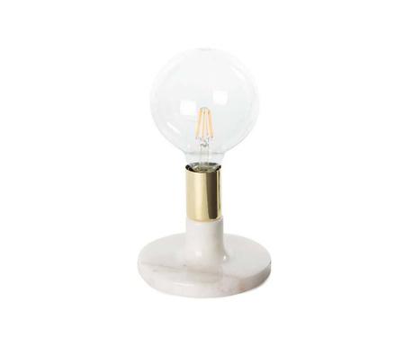 Нощна лампа Round White