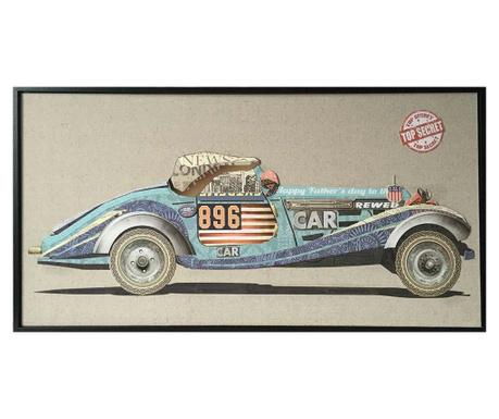 Картина Sport Car 42x82 см