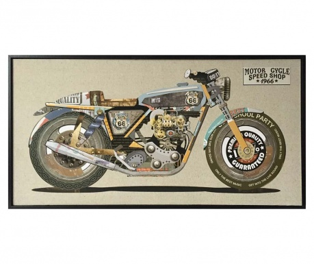 Perfect Motorcycle Kép 42x82 cm