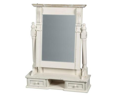 Zrcalo s 2 ladice Vanity