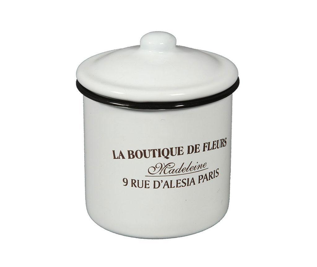 La Boutique Tároló fedővel