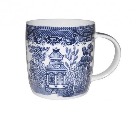 Mug Blue Willow 325 ml