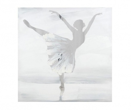 Slika Graceful Ballerina 80x80 cm