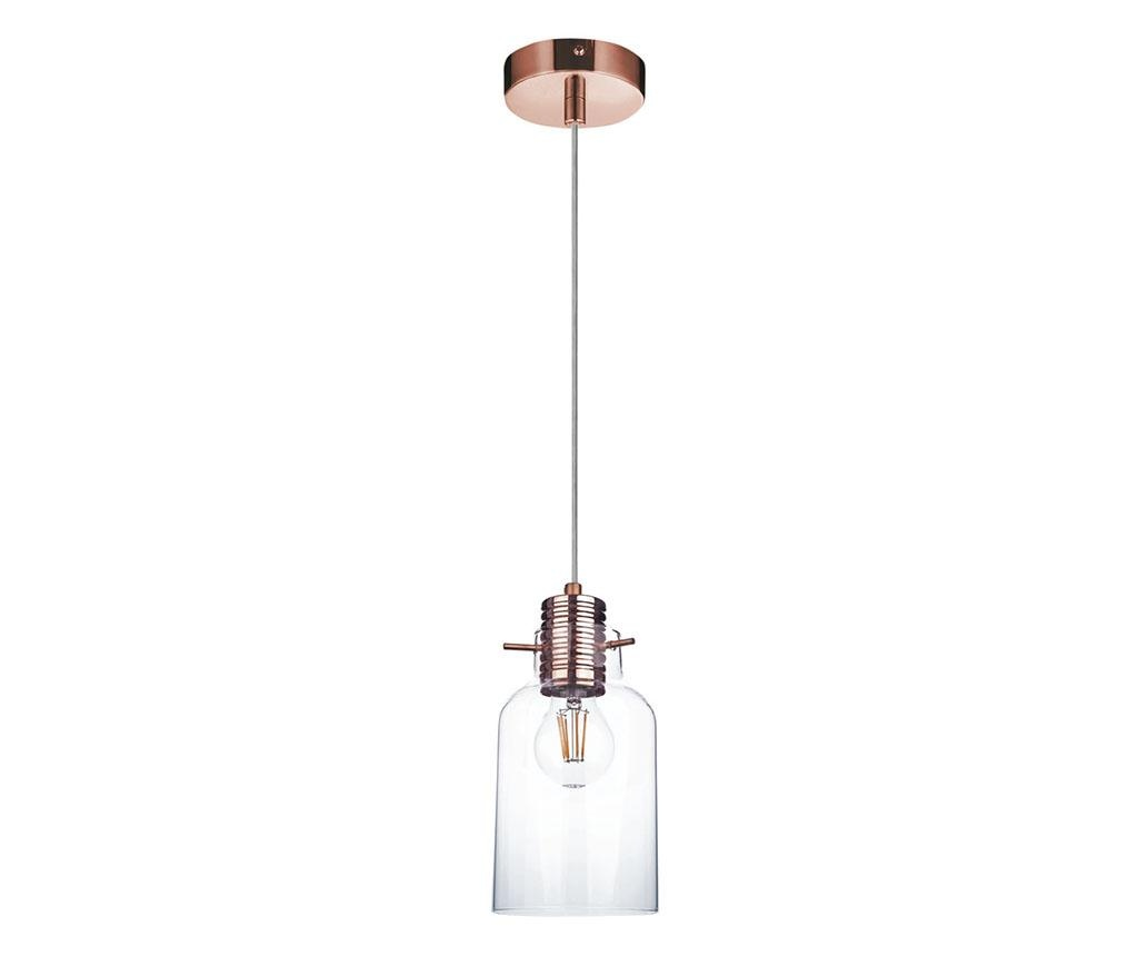 Visilica Alessandro Copper Transparent