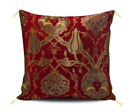 Pillowcase Gulfem Bordeaux 43x43 cm