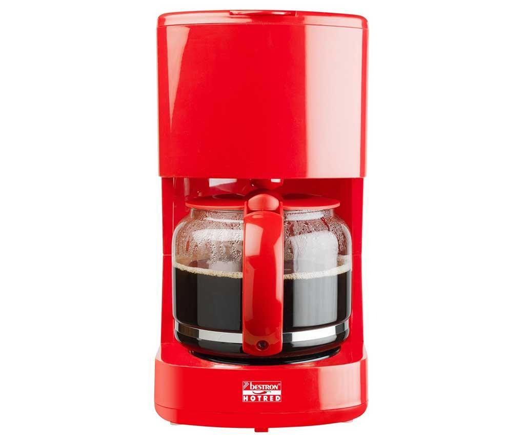 Pastel Hot Red Kávéfőző 1.5 L