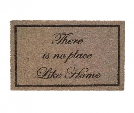 There Is No Place Bejárati szőnyeg 45x75 cm