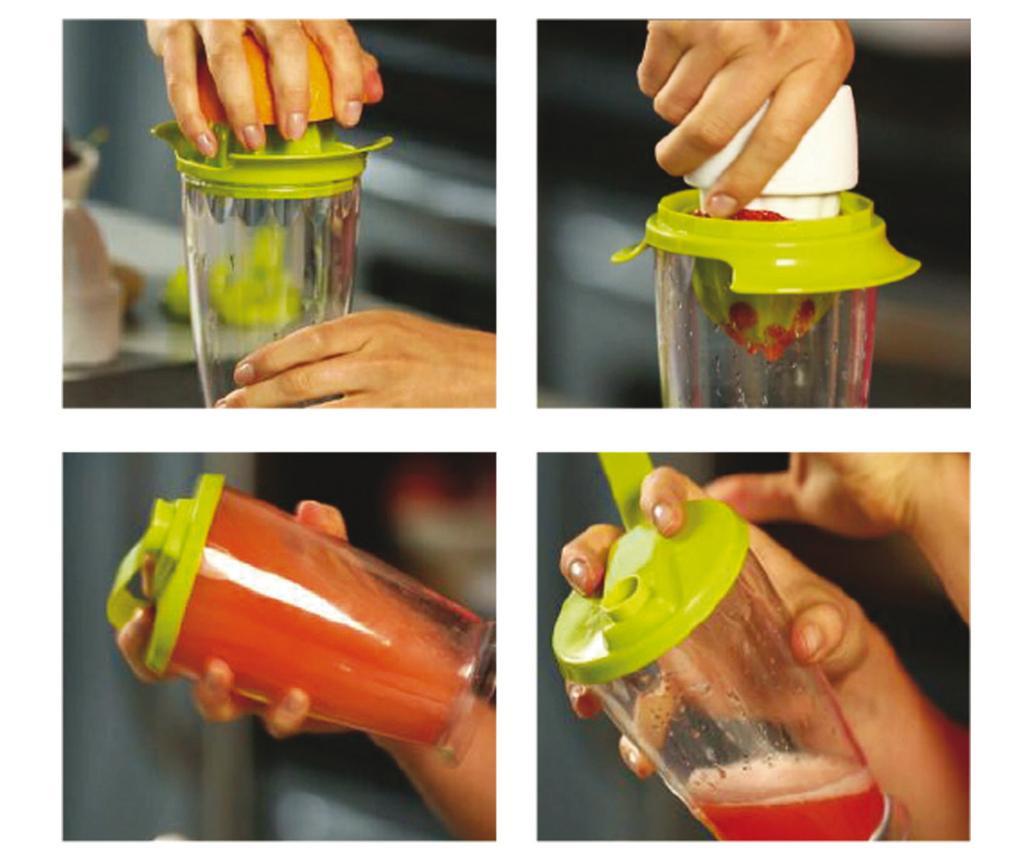 Sokovnik 3 v 1 Fresh Fruits 400 ml