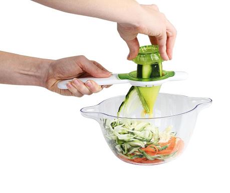 Sada kráječ zeleniny a mísa Spiral