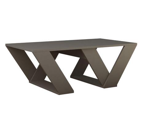 Konferenční stolek Pipra Light Mocha