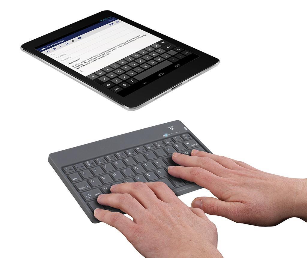 Tastatura  Bluetooth Phone Comp