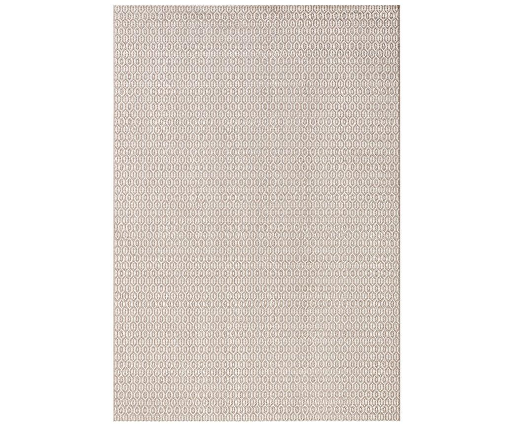 Tepih za vanjski prostor Meadow Coin Grey 80x150 cm