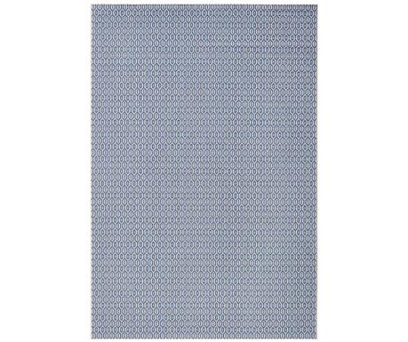 Venkovní koberec Meadow Coin Blue