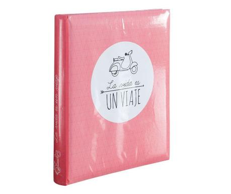 Un Viaje Pink Fényképalbum