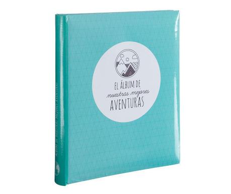 Aventuras Blue Fényképalbum