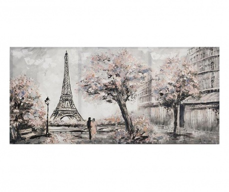 Tablou Lovely Paris 60x120 cm