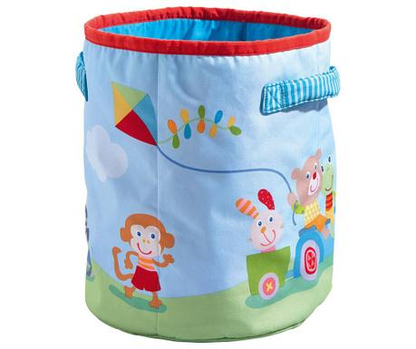 Кош за съхранение на играчки Cheerful Chums