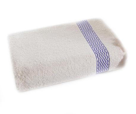 Ręcznik kąpielowy Paul Lila 70x140 cm