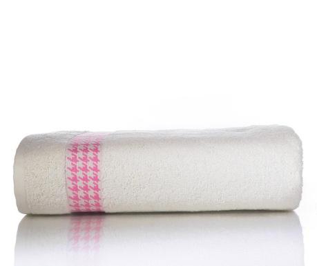 Ręcznik kąpielowy Dakota Pink 70x140 cm