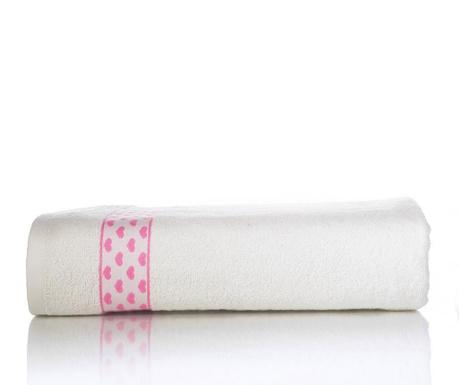 Ręcznik kąpielowy Jo Pink 70x140 cm
