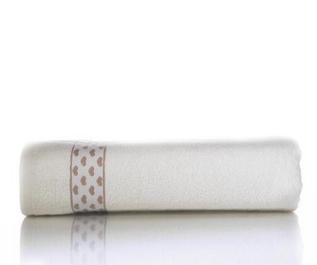 Ręcznik kąpielowy Jo Light Brown 70x140 cm