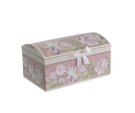 Cutie pentru bijuterii Powdered Roses