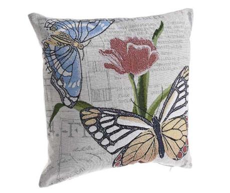 Butterflies Díszpárna 43x43 cm