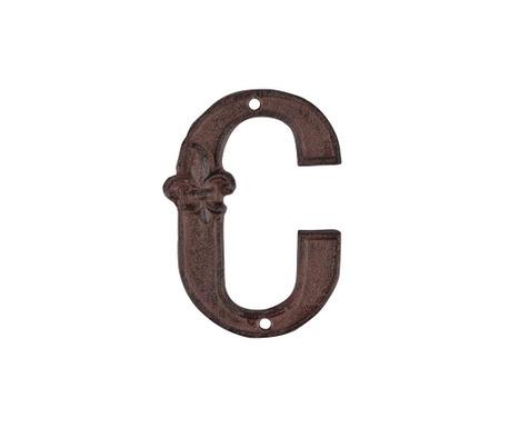 Litera pentru casa Brown C
