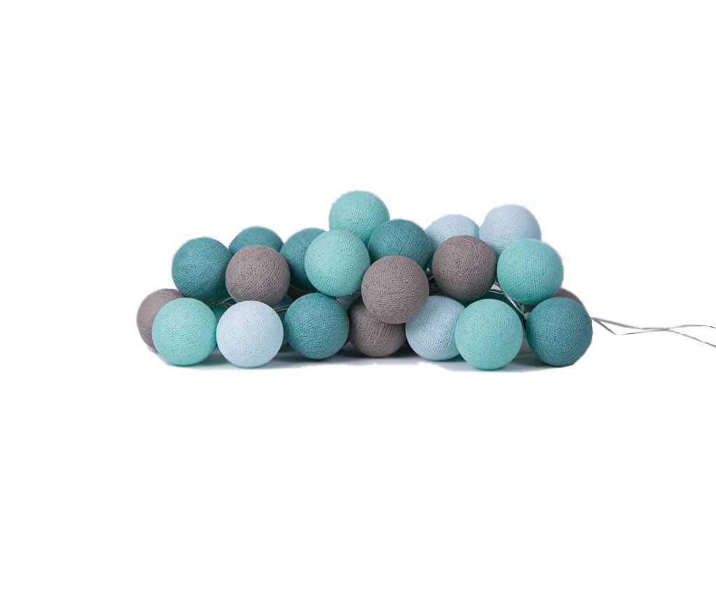 Ghirlanda luminoasa Favorites Mint 354 cm
