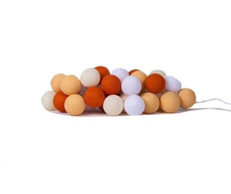 Ghirlanda luminoasa Favorites Orange