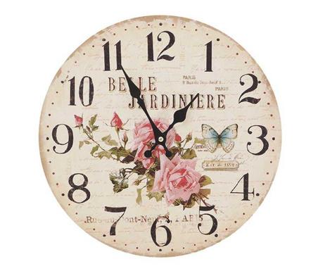 Zegar ścienny Belle Jardiniere
