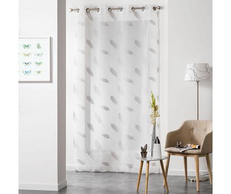 Záclona Lyria Grey 140x240 cm