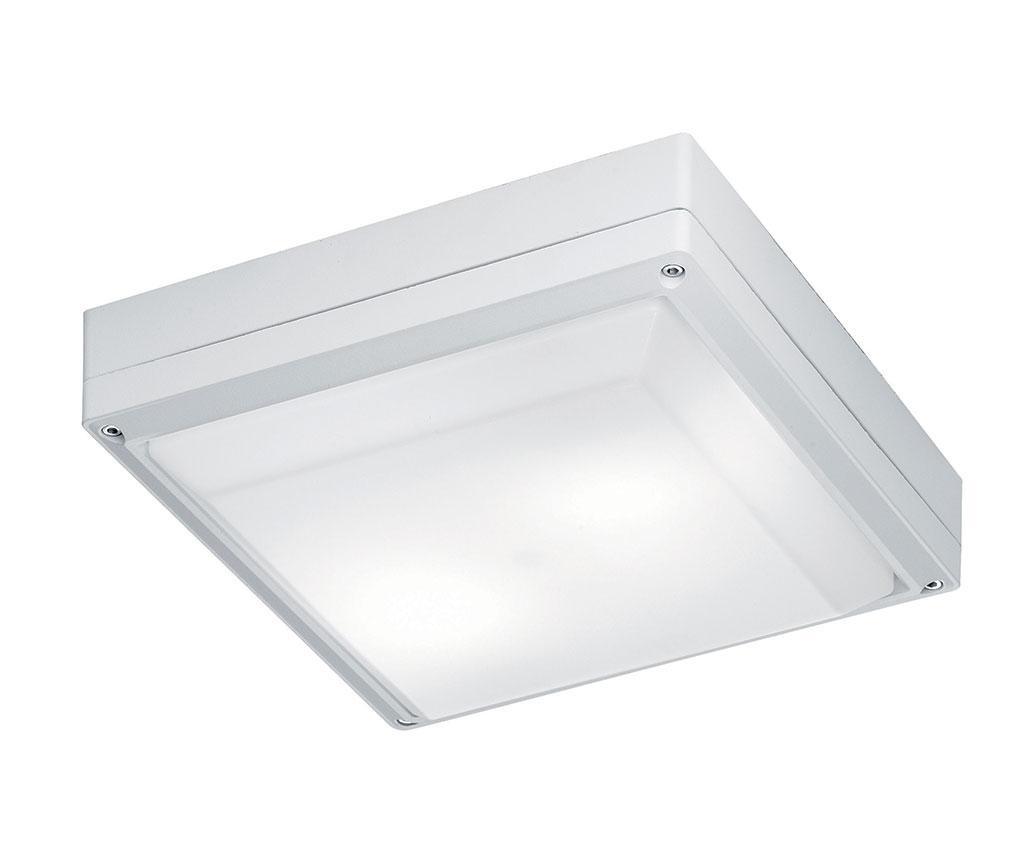 Zunanja stropna svetilka Leros Square White