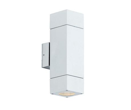 Vanjska zidna svjetiljka Paros White Tall