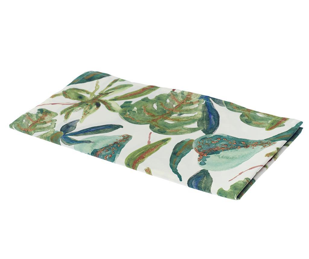 Traversa de masa Tropical Leafs 40x140 cm