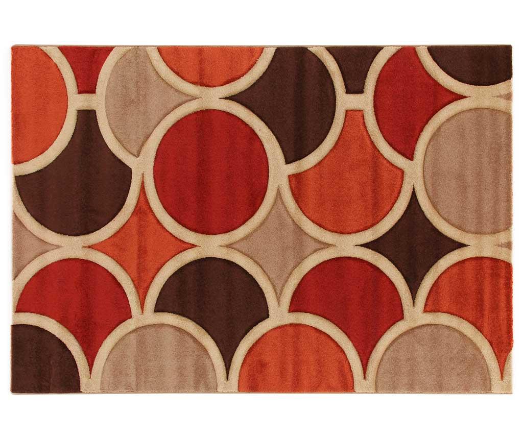 Preproga Sixties Orange 150x220 cm