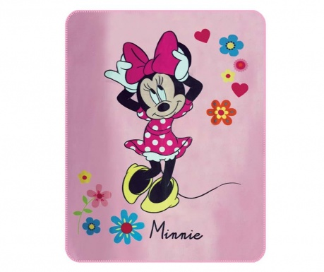 Minnie Liberty Pléd 110x140 cm