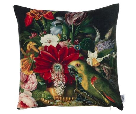 Obliečka na vankúš Luxurious Flowery 43x43 cm