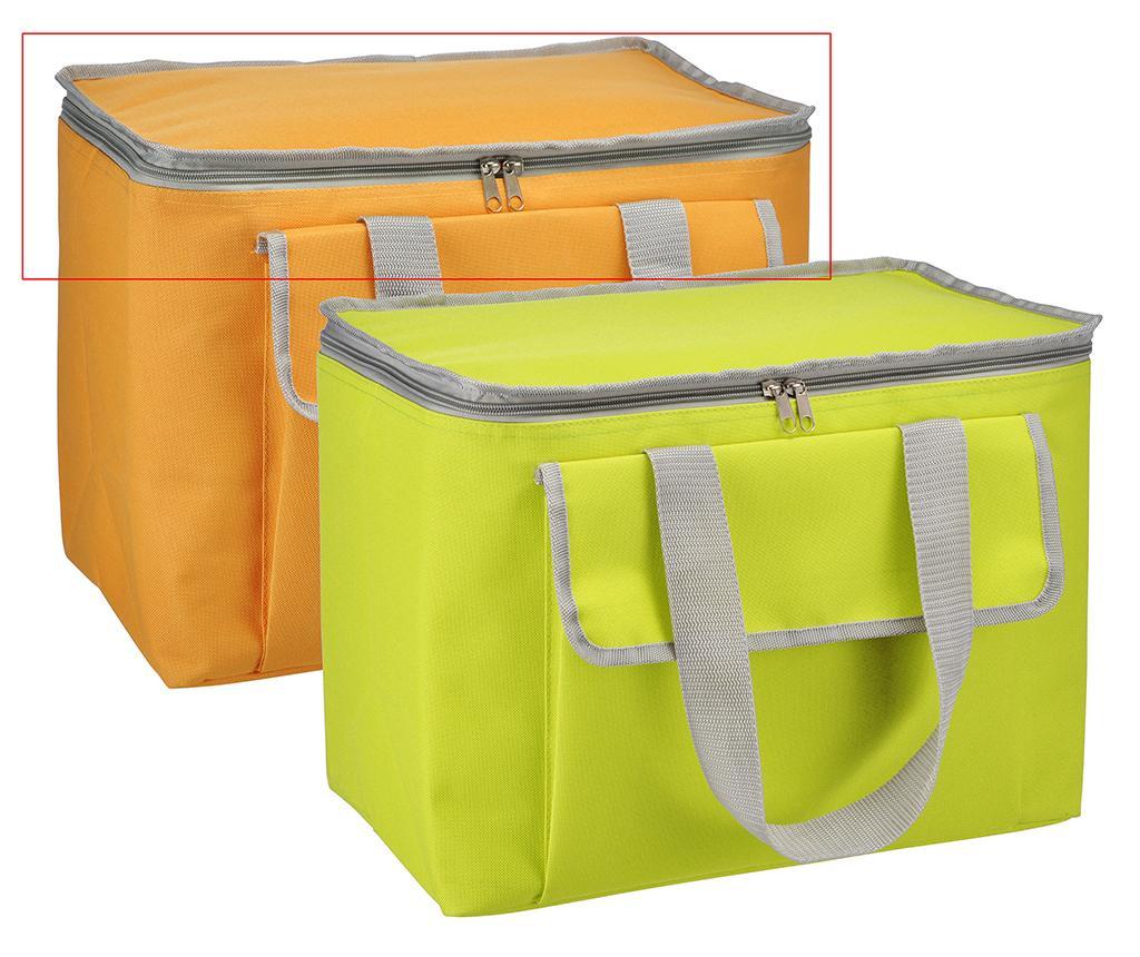 Clara Orange Hőszigetelt táska 30 L