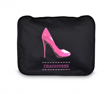 Husa pentru pantofi The Pink Shoe