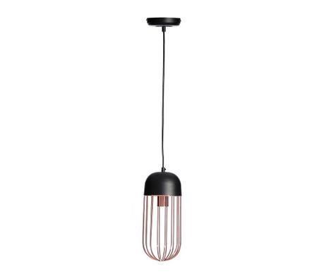 Závesná lampa Combre Round