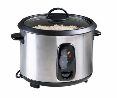 Oala electrica pentru gatit orez Black Up 1.8 L