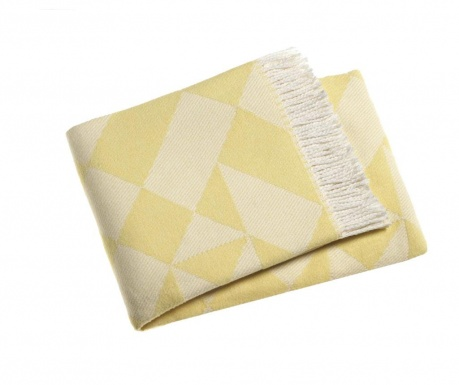 Pled Milano Light Yellow 140x180 cm