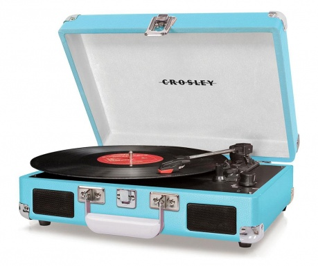 Gramofon Crosley Cruiser Deluxe Turquoise