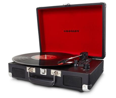 Gramofon Crosley Cruiser Deluxe Black
