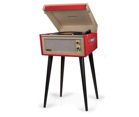 Gramofon Crosley Bermuda Vintage Red