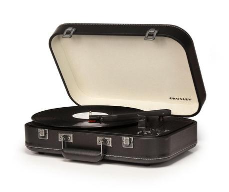 Грамофон Crosley Coupe Black